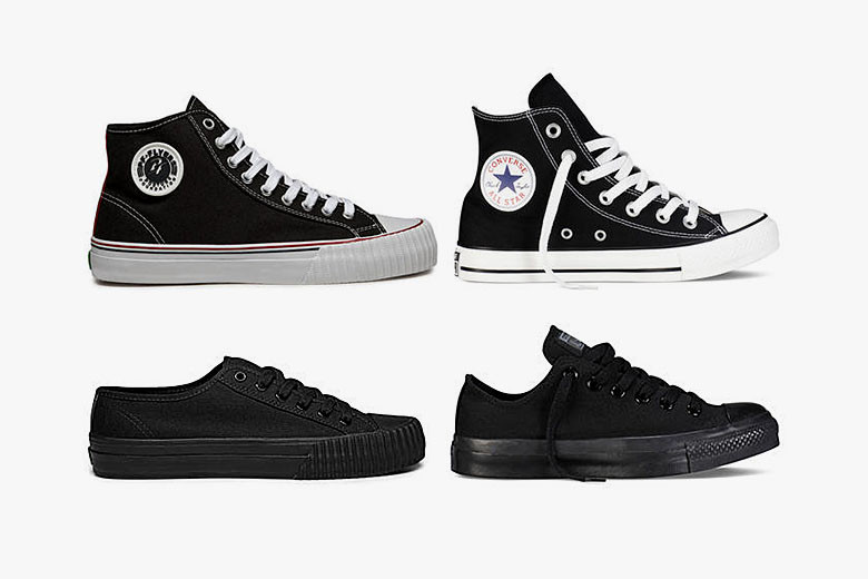Suing Converse Over Canvas Shoes