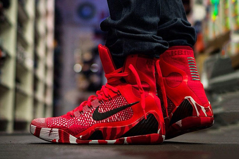 sale retailer 5c15d 7e26b Nike Kobe 9 Elite