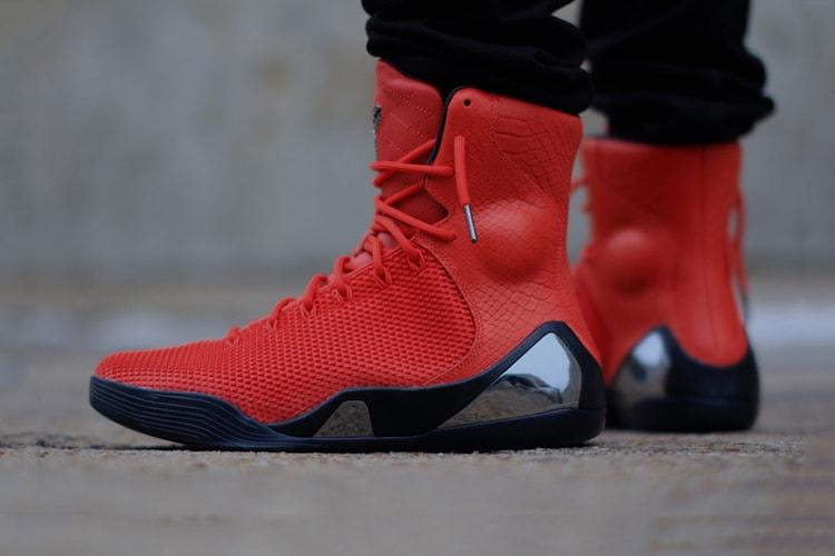 0f60512221d Nike Kobe 9 EXT KRM