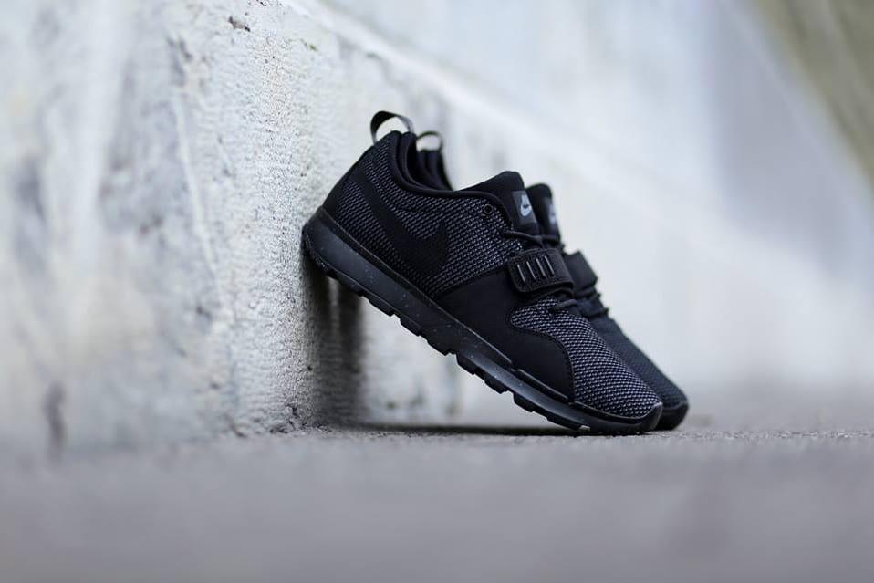 Nike SB Trainerendor Black/Black-Dark