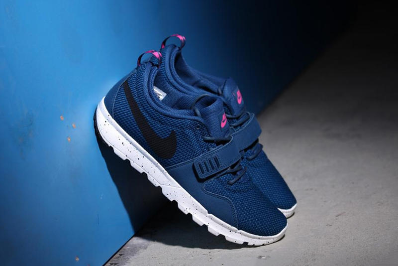 half off c026f b135a Complimenting the other two drops this month, Nike SB s utility-focused  Trainerendor silhouette