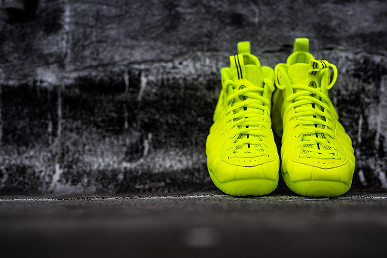 6e53694789aab Nike is set to release the newest edition of the venerable Foamposite Pro  in this Volt colorway. 1 of 6. 2 of 6. 3 of 6