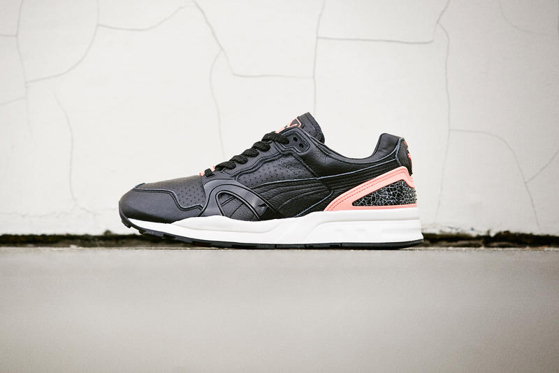 "cheap for discount e9a6f 0ee4b Following the release of the ""Marble"" pack a couple days ago, PUMA unveils  its Trinomic ""Crackle"""