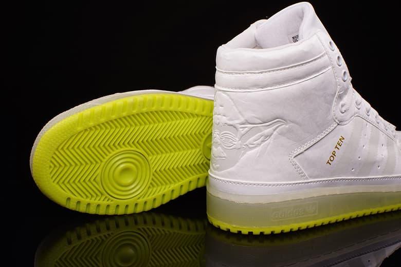 check out c993f 4a6ae ... Star Wars x adidas Originals Kid's Top Ten Hi