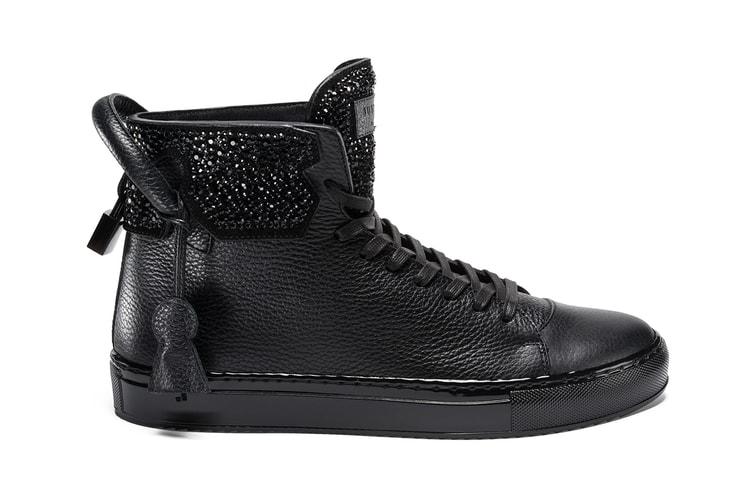 8dfc9051b Swarovski x BUSCEMI 125MM Sneaker