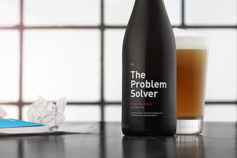 CP+B Copenhagen Presents an Indian Pale Ale That Enhances Brain Power & Creative Thinking