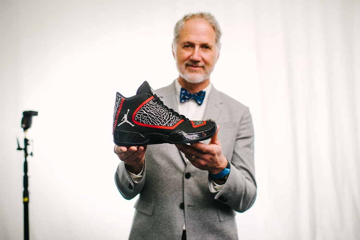 Tinker Hatfield - It's All About Experience | HYPEBEAST