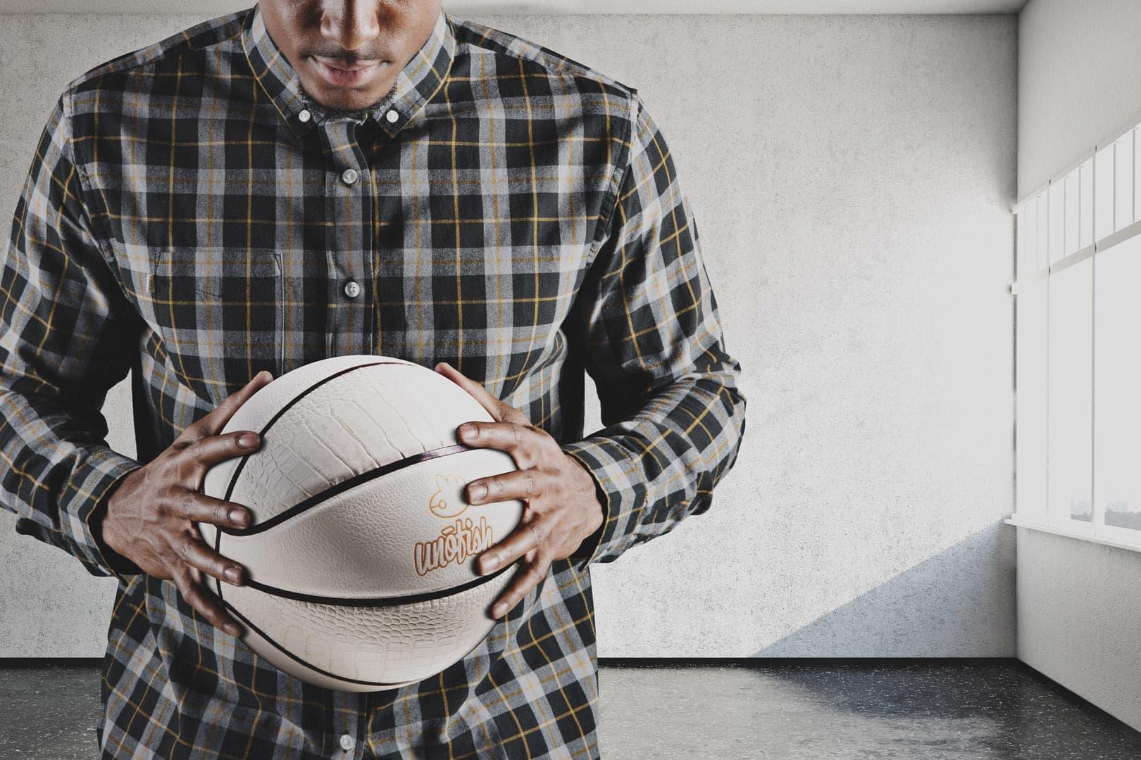 Unofish Creates a Line of Luxury Basketballs