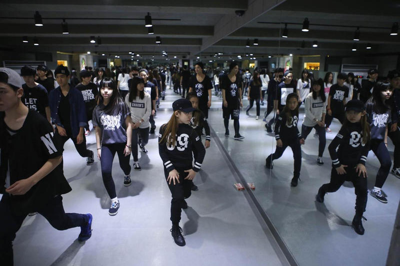 A Behind-the-Scenes Look at Becoming a K-Pop Star