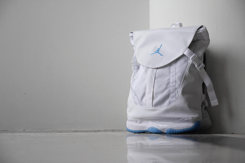 A Closer Look at the Jordan XI Premium Shoe Bag