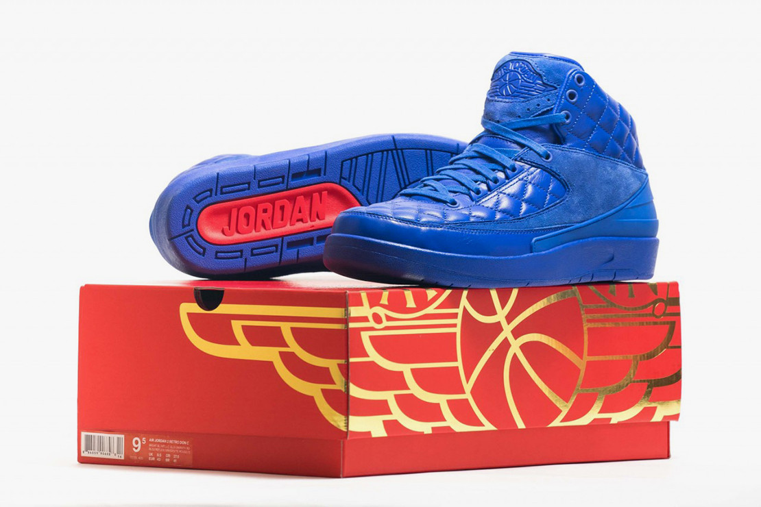 A First Look at the Italian-Made Just Don x Air Jordan 2 ...