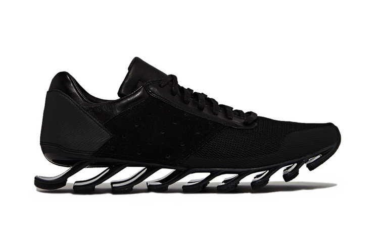cfc4da02eb5e adidas by Rick Owens 2015 Spring Summer Leather Springblade