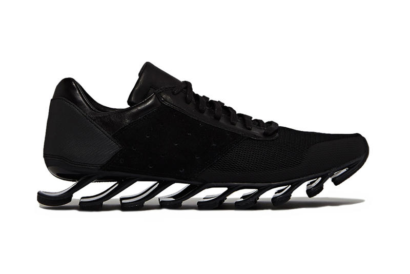 san francisco ccb58 4b43e adidas by Rick Owens 2015 Spring/Summer Leather Springblade ...
