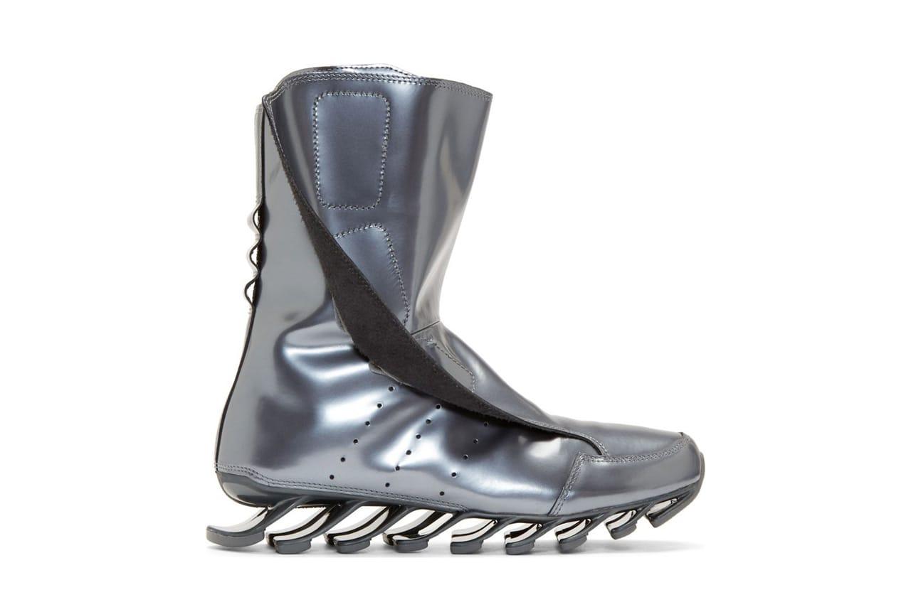 adidas by Rick Owens Gunmetal Edition