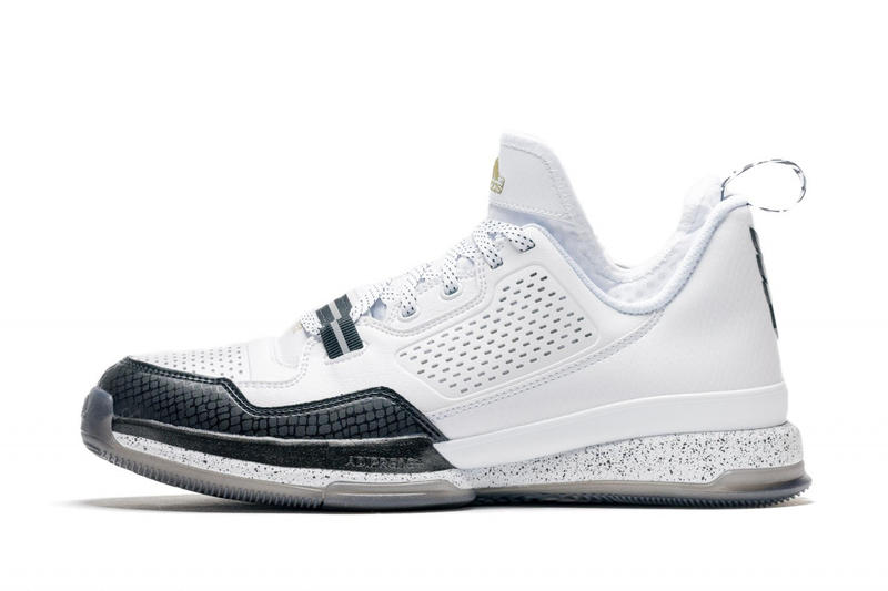 "newest cd917 ff470 adidas unveils the D Lillard 1 in a brand new ""All Star"" rendition. Paying  tribute to the Portland"
