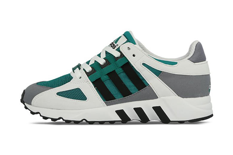 free shipping 3cee4 cdb79 ... Beige Core Black Sub Green. adidas Originals drops off yet another  clean version of the EQT Guidance  93 this season, here