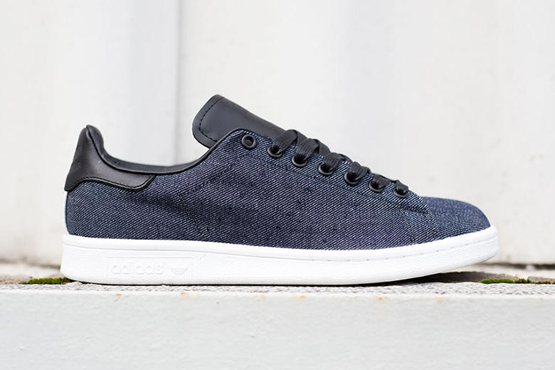 adidas Originals Stan Smith Indigo Denim/Black