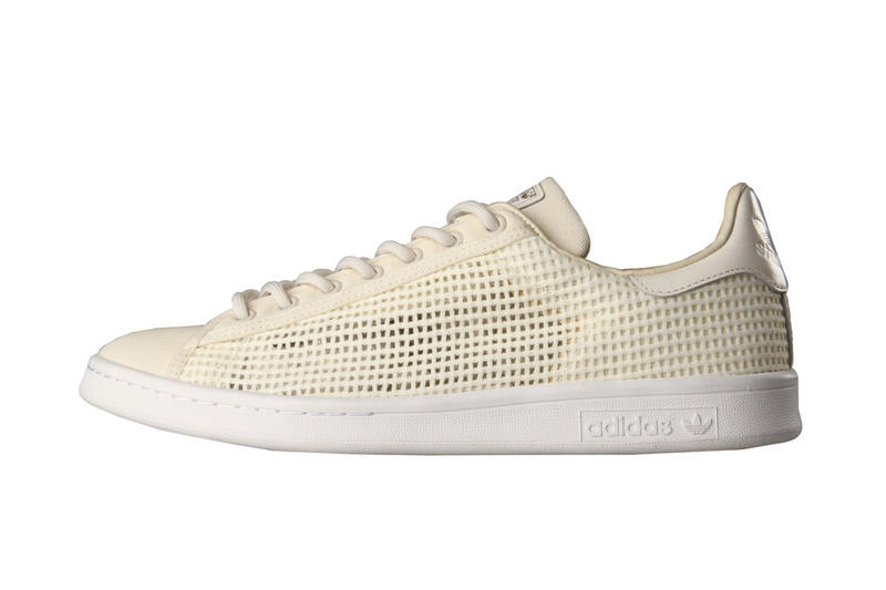 Coming soon from adidas Originals is a new take on a classic  a woven  version of Stan Smith s. Footwear Jan 6 e841fa4250d8
