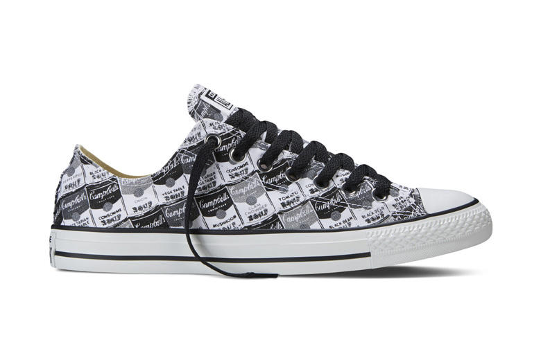 buy popular a76fd e1910 Andy Warhol x Converse 2015 Chuck Taylor Collection   HYPEBEAST