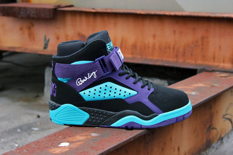 6c7b69739be Ewing Athletics unveils a new rendition of its 1993-released Ewing Focus