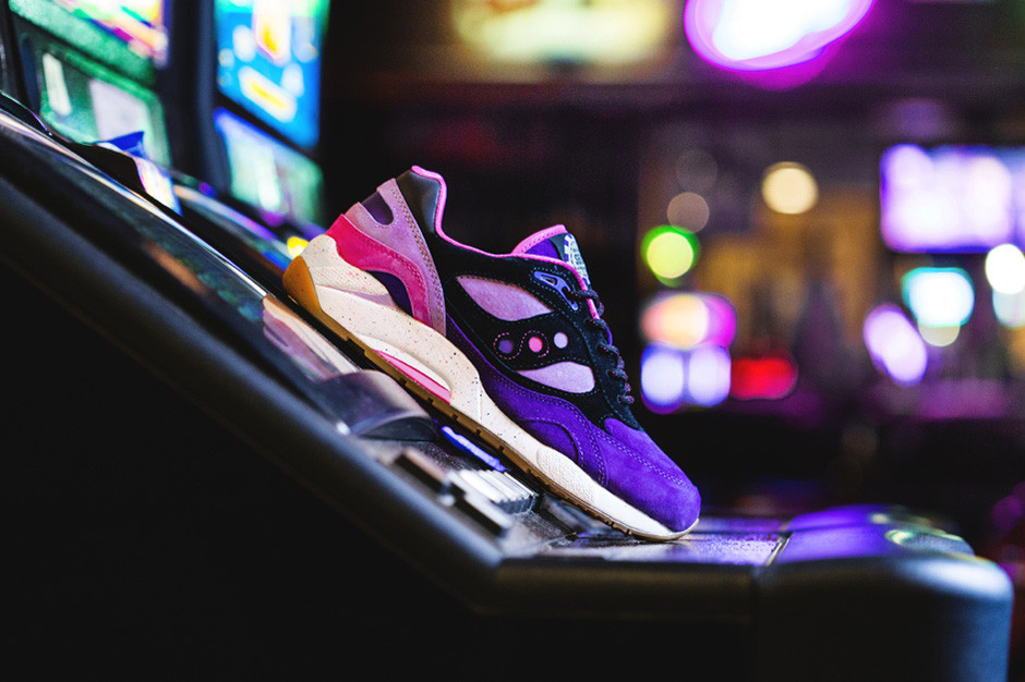 x Saucony G9 Shadow 6 High Roller Pack