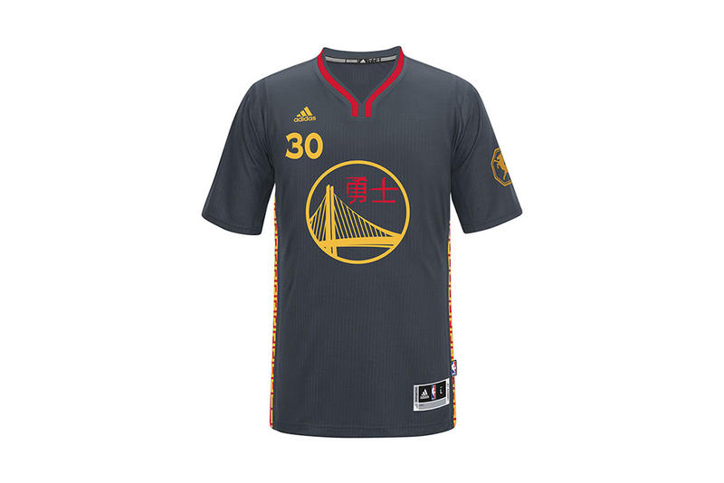 Golden State Warriors and Houston Rockets Unveil Chinese New Year ... eccd4e78d