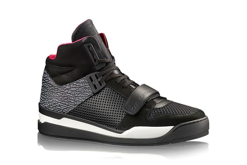 d8216e5878fd Louis Vuitton Trailblazer Sneaker Boot. As part of its 2015 spring summer  collection