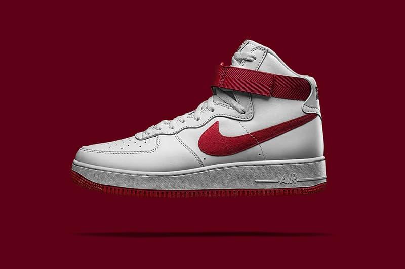 """45551771cc51b Nike Air Force 1 High """"NAI KE"""""""