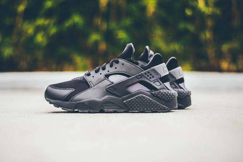ddede3fdd68c Nike Air Huarache Run PRM Black Reflect