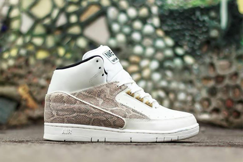 """f109743d8fe9eb If you thought Nike Sportswear s premium """"Snakeskin"""" edition of the Air  Python was just a little"""