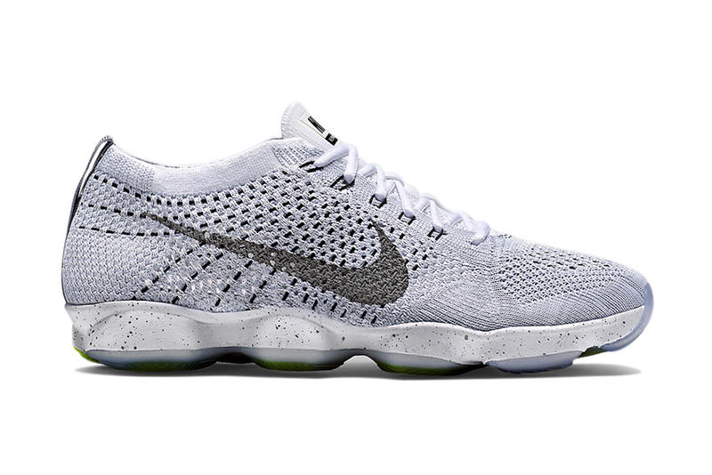 newest 25172 10dd6 This spring, the Nike Flyknit Zoom Agility s appealing design silhouette  will be manufactured in a