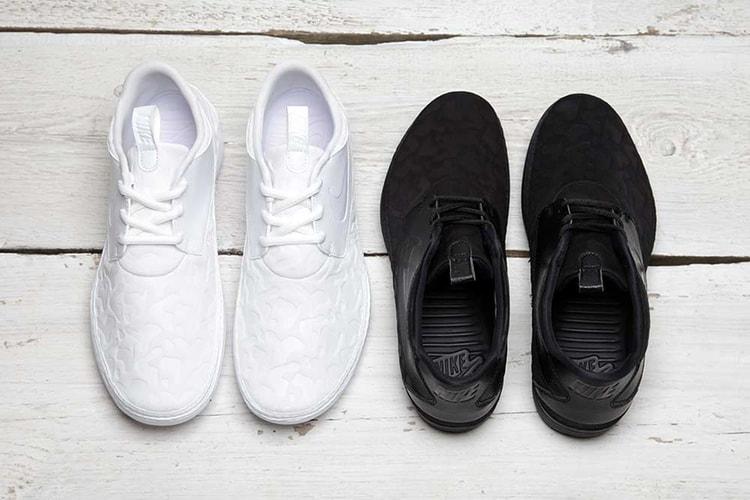 8453d9f94e3f Nike Solarsoft Moc QS Black   White