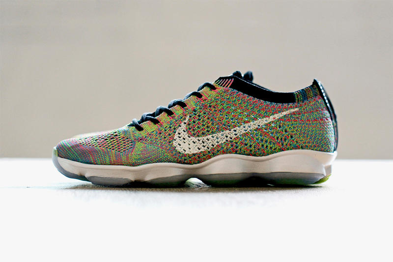 2b9d2f367cb3 A First Look at the Nike WMNS 2015 Spring Flyknit Zoom Fit Agility ...