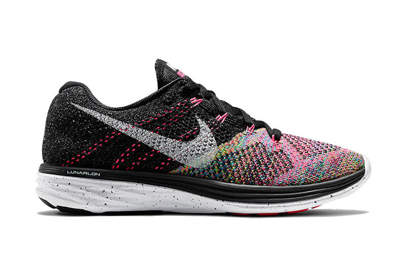 timeless design c5721 9622e Nike Women s Flyknit Lunar 3. Nike s favorable multicolor design has been  translated over to the latest pair of Women s Flyknit