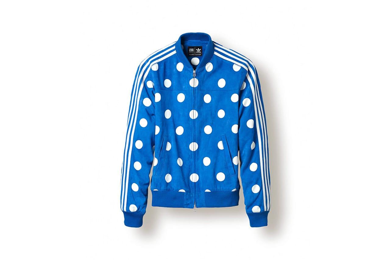 adidas pharrell polka dot