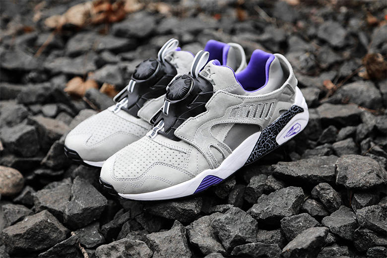 promo code 040e5 2b948 While the middle of last month saw PUMA consider the The Blaze of Glory,  XT2+ and R698 silhouettes,
