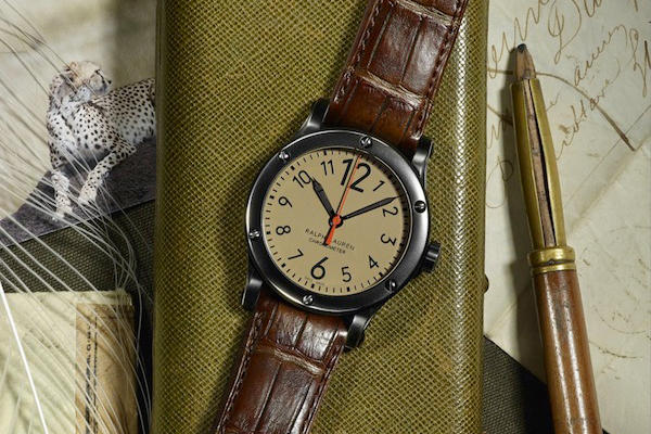 Ralph Lauren Safari Chronometer Features Two New Dials