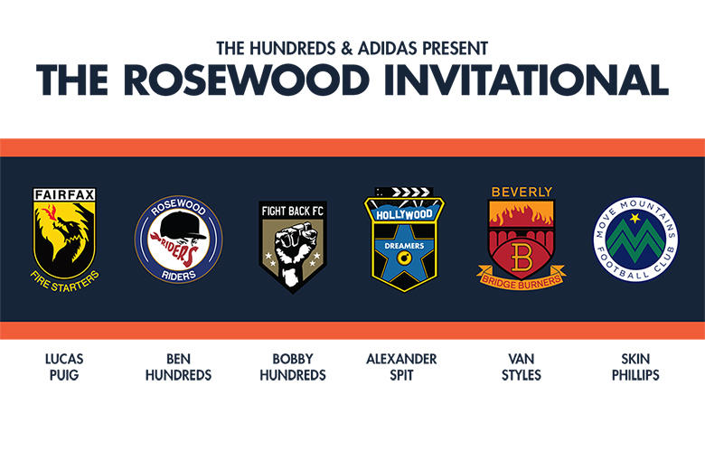 The Hundreds & adidas Are Hosting the Rosewood Invitational