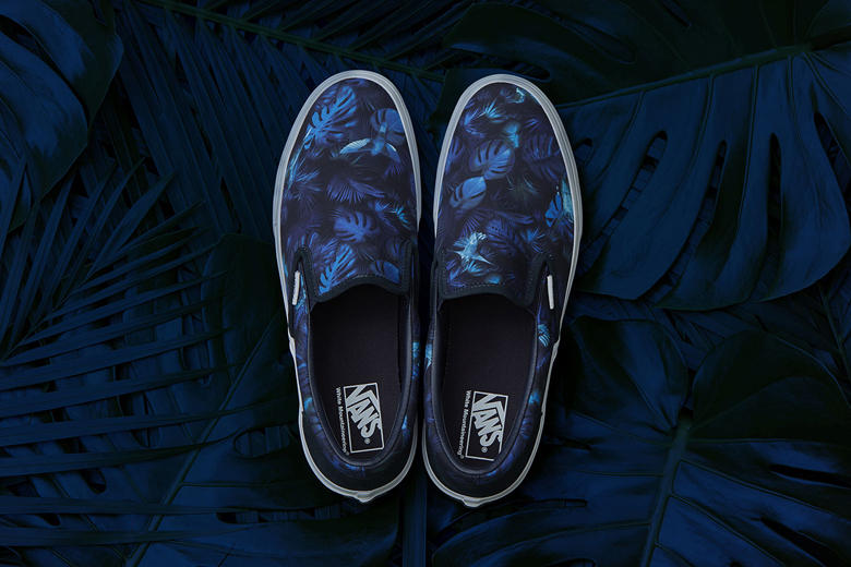 White Mountaineering x Vans Classic Slip-On