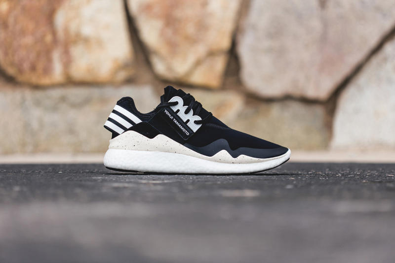 ecaa0b319e6c The Y-3 Retro Boost is set to return this season in a clean black and white  colorway. A high