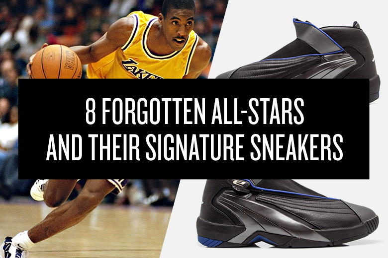 f3490fdc0fb 8 Forgotten All-Stars and Their Signature Sneakers | HYPEBEAST