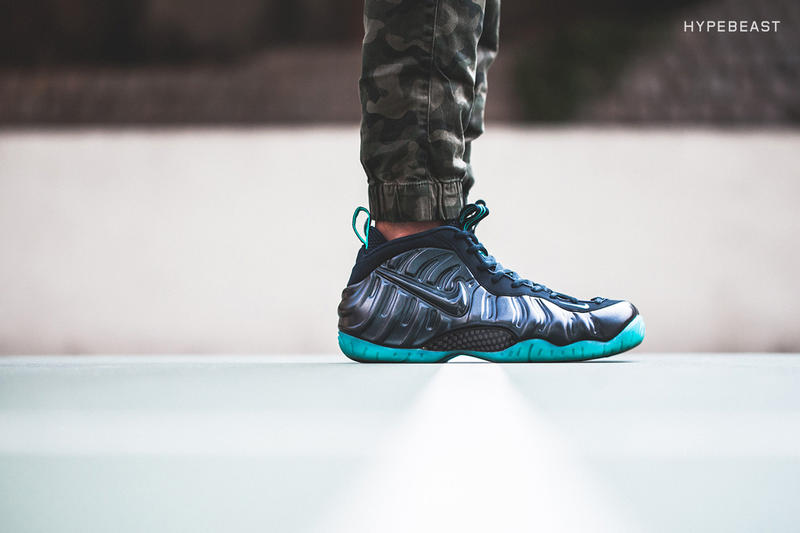 new product 1322f 82e35 A Closer Look at the Nike Air Foamposite Pro