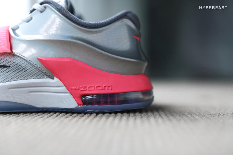 purchase cheap 9fef8 ac3f6 A Closer Look at the Nike KD7