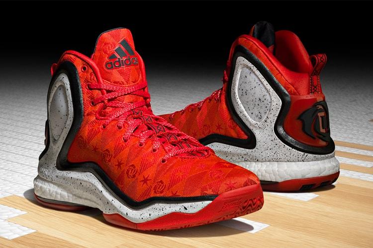 half off b3209 149a6 adidas D Rose 5 Boost