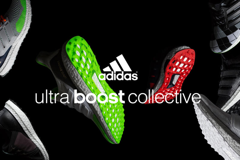 28e345b5d adidas Launches Ultra BOOST Collective with Kris Van Assche