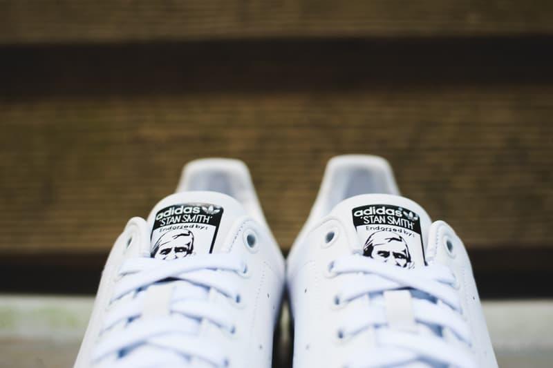sale retailer 5d4de ed7cf adidas Originals Stan Smith White Gum. As if the OG Running White Fairway  colorway weren t clean enough, adidas Originals comes correct. 1 of 4. 2 of  4