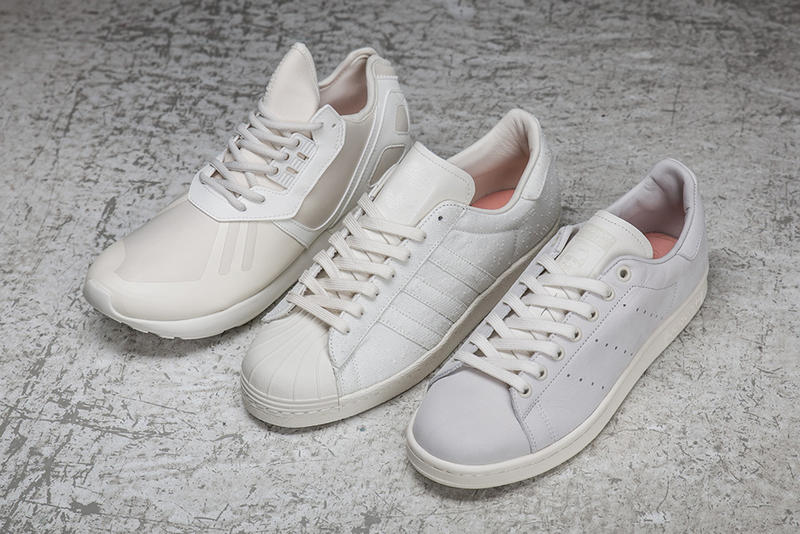 47f0ea81b adidas Originals has teamed up with Stockholm's own Sneakersnstuff boutique  to release premium
