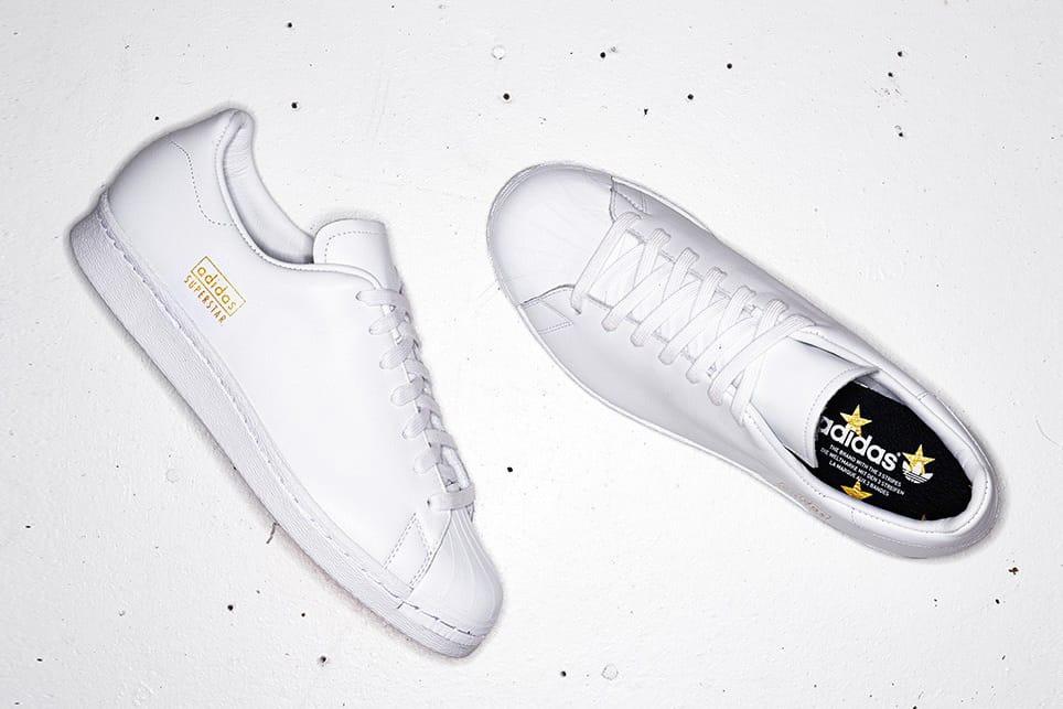 adidas Originals Superstar 80s Clean \'Running
