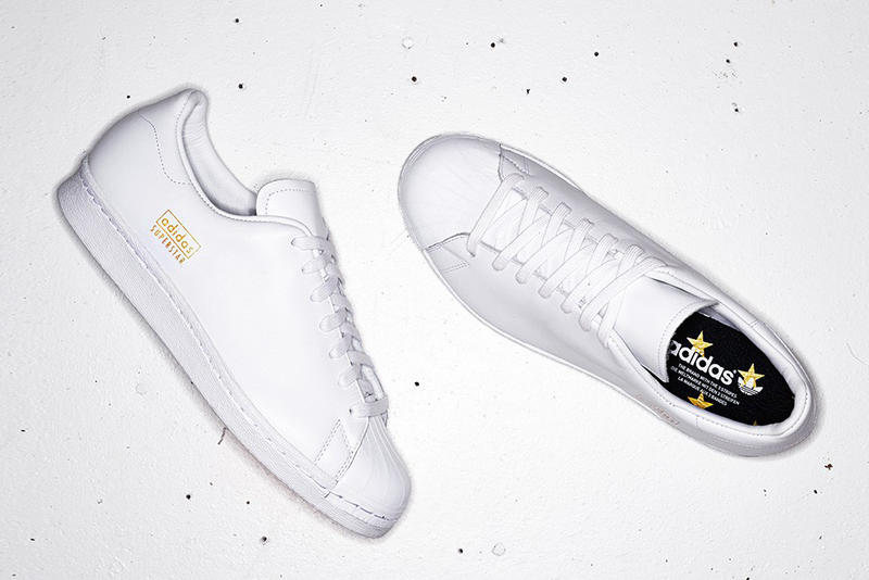 finest selection 75b9f ce77b adidas Originals Superstar 80s Clean