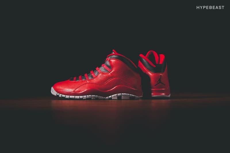 33899a79580412 Air Jordan 10 Retro 30th Anniversary
